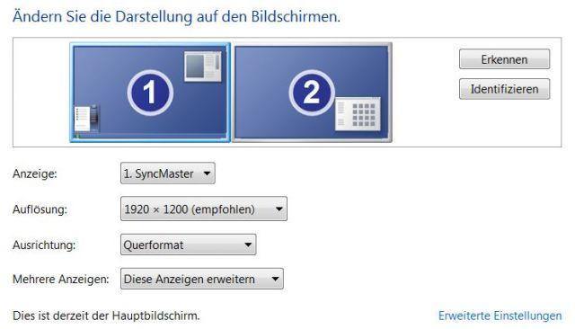 windows 10 zweiten monitor einrichten