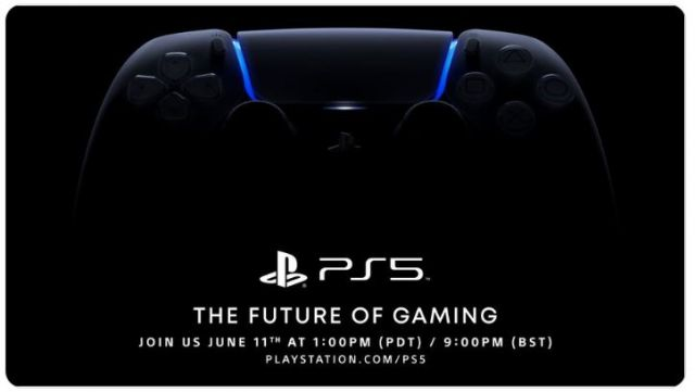 Playstation 5 Teaser Präsentation