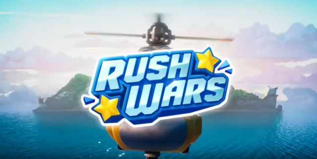 Rush Wars Intro
