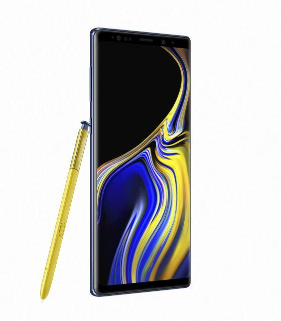 Samsung Galaxy Note 9 Sicherer Modus