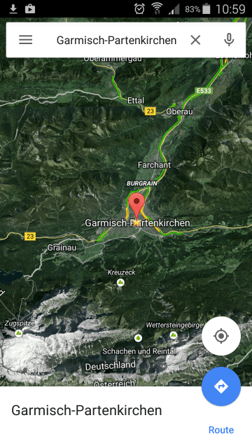 Google Maps Für Android Gespeicherte Wegpunkte Wieder Löschen