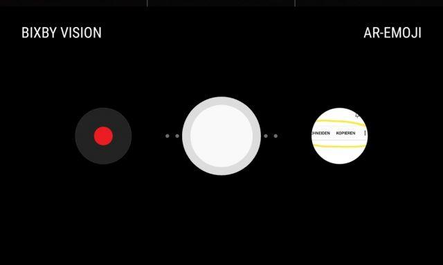Video Button unter Android 9.0 fehlt