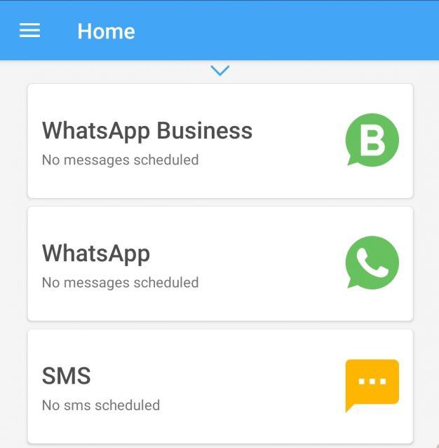 Whatsapp Nachricht Automatisch Senden