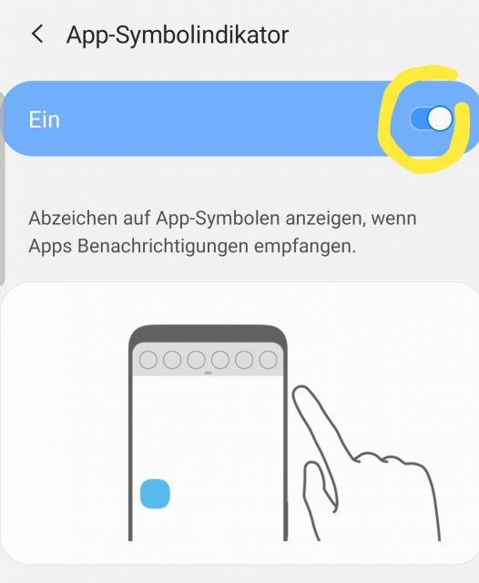 Facebook app zahl geht nicht weg
