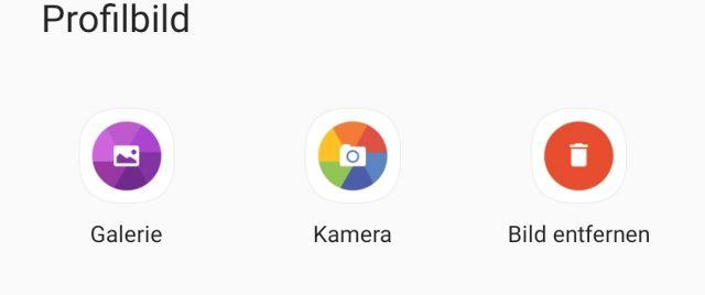 Whatsapp profilbild weg in profilbilder bei