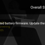 DJI Spark Update the battery before takeoff - Anleitung