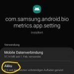 Samsung Galaxy S20, S10, A51 Fingerabdrucksensor im Display optimieren